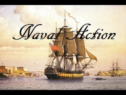 Naval Action - Trincomalee in Battle