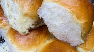 Dinner Rolls Recipe/milk bread - Amazingly Soft