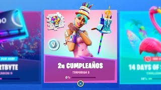 THESE are THE FREE REWARDS in Fortnite's CUMPLET! (5 FREE ITEMS)