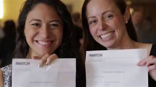 Match Day at Columbia University Medical Center 2018