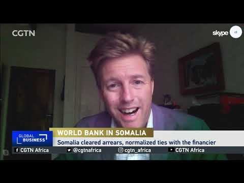 Somalia to receive debt relief under HIPC programme