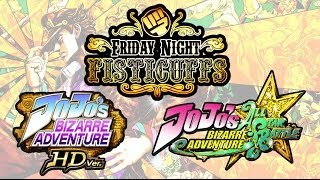Friday Night Fisticuffs - Jojo