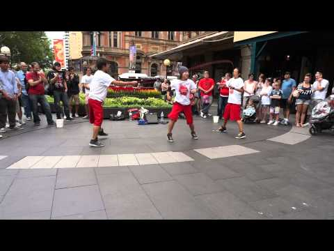 Japanese Double Dutch Skipping - Team Kanpai (Sydney, Australia)