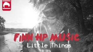 One Direction - quot;Little Thingsquot; Cover (Music Video Finn HP Acoustic Cover)
