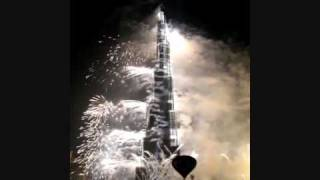 Burj Khalifa Opening Ceremony - Tallest Building in the World