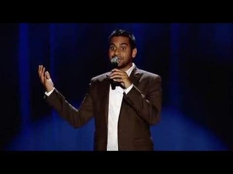 Aziz Ansari- Intimate Moments for a Sensual Evening Stand Up Show