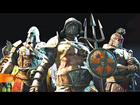 For Honor: Domínio 4X4 Multiplayer Online - Xbox One / PS4