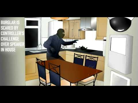 Animation Showing How An Amco Cctv System Works Youtube