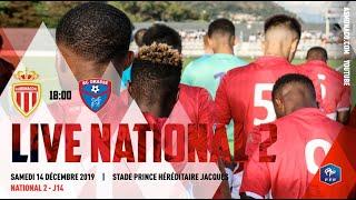 VIDEO: N2 : AS Monaco - RC Grasse