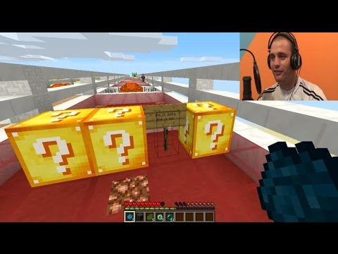 MINECRAFT LUCKY BLOCK TRKA!!! [Srpski Gameplay] ☆ SerbianGamesBL ☆