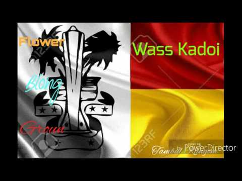 Wass Kadoi - Flower Blo Groun - (2016) PNG Oldies Music