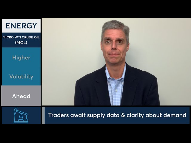 July 30 Energy Commentary: Todd Colvin