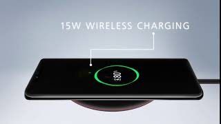 Huawei Mate20Pro Wireless Charging CP60 Wireless Charger 15W