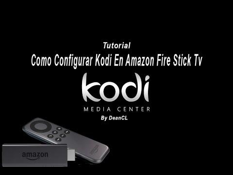 Como instalar Kodi en Amazon Fire Stick TV. Actualizado