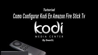 Como instalar Kodi en Amazon Fire Stick TV. Actualizado