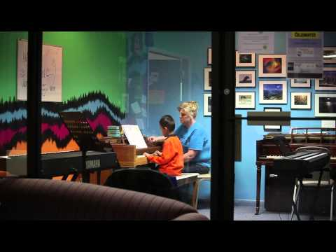 The Music Village on WNIT's Experience Michiana