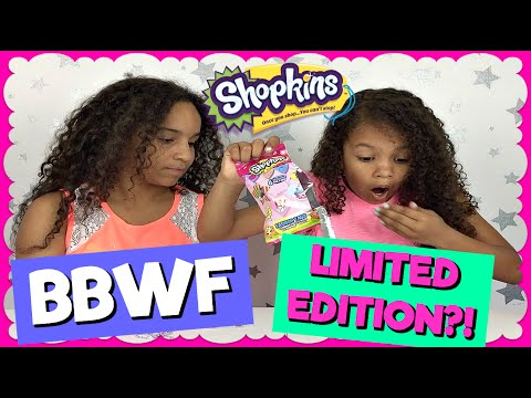 Blind Bags with Friends Shopkins Fashion Tags LIMITED EDITION? & Season 5 Backpacks
