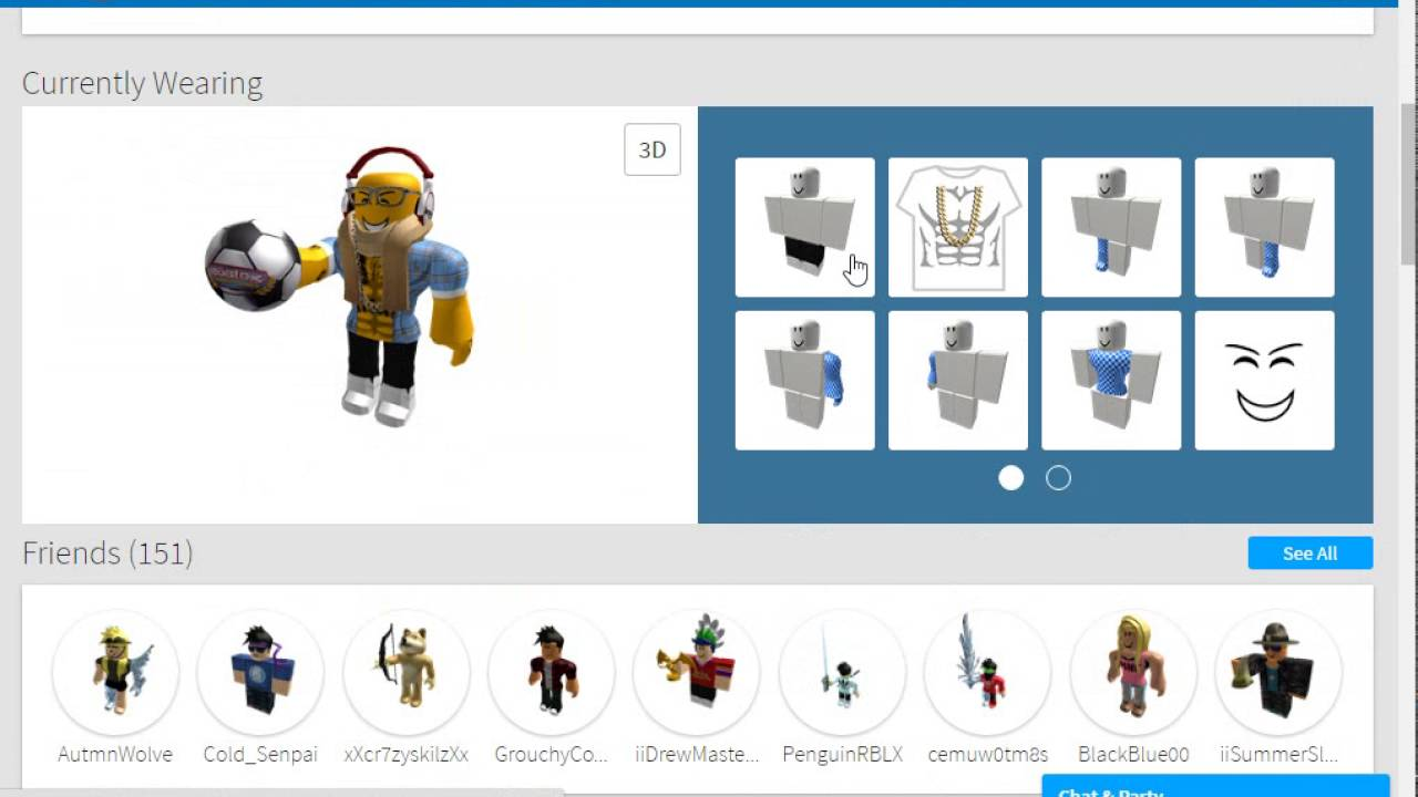 Cool Funny Roblox Avatars