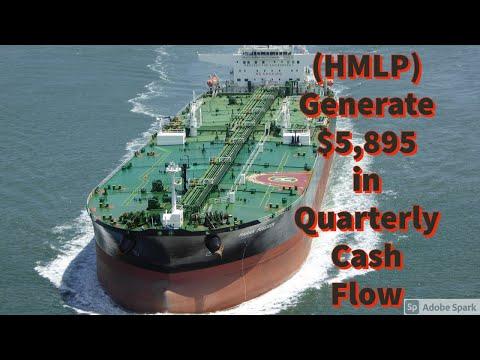 Hoegh LNG Partners LP (HMLP) #stocks #passiveincome #wealth