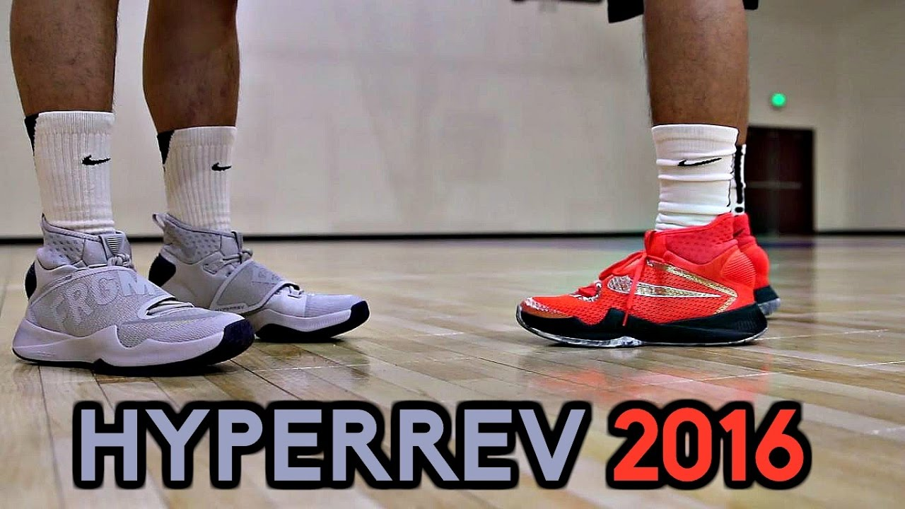 6a9c0e9769f04f Nike HyperRev 2016 Performance Review! - YouTube