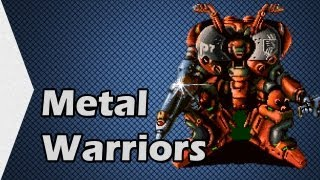 Super Clássico: Metal Warriors de Super Nintendo