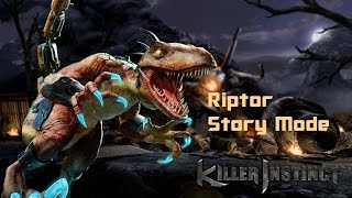 Скачать Killer Instinct Riptor Story Mode