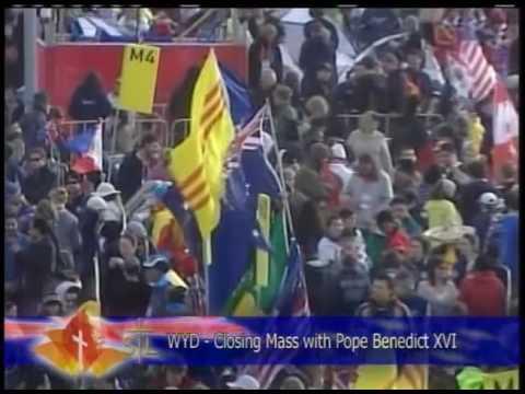 WYD Sydney 2008 - Closing Mass