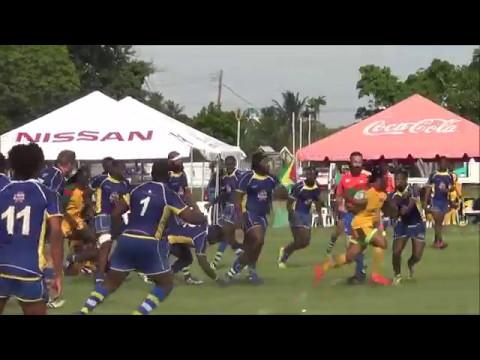 Barbados vs Guyana 13 May 2017