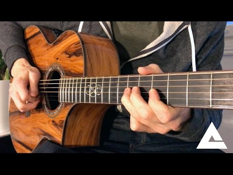 Fade To Black Solo - Metallica - Acoustic Guitar Cover