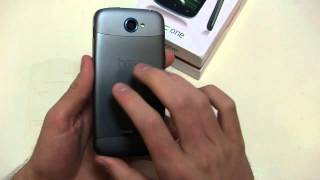 T-Mobile HTC One S Unboxing