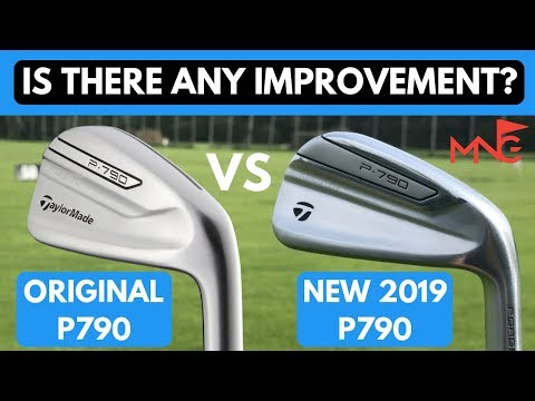 Looks The Same But Is It Better? New TaylorMade P790 Iron VS Old P790 Iron