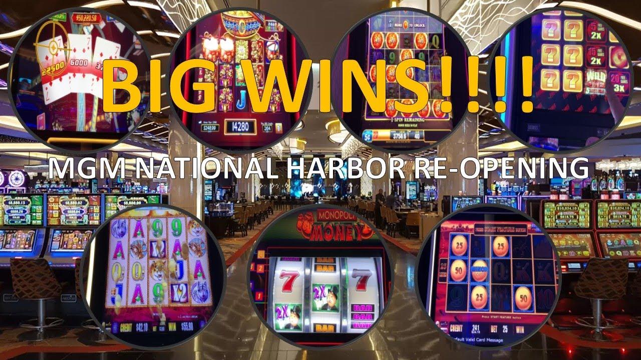 Best Slot Machine At Mgm Maryland