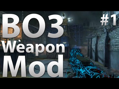 Black Ops 3 Guns Mod - Der Riese #1 (Call of Duty: Black Ops Zombies)