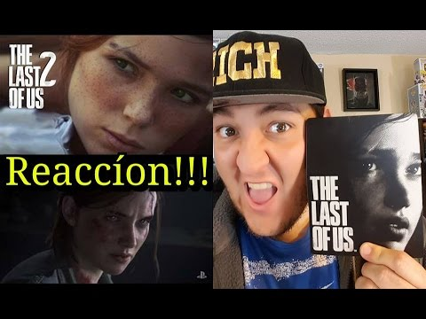 "Reaccion THE LAST OF US 2 ""TRAILER"" The BowseR Show -Episodio 7-"