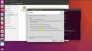 RealVNC Connect Ubuntu 16.04.4 Video