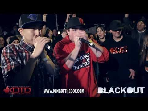 KOTD - 2X2 Beatbox Battle - Scott Jackson & KrNfX vs Subconcious & Killa Beatz