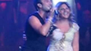 Tarkan Live-Dancing with Sibel Can
