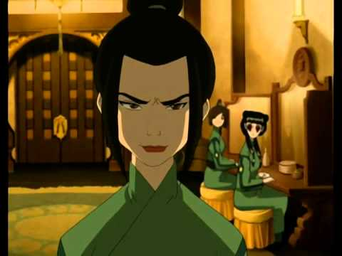 Azula, Mai & Ty Lee - Daughters of Darkness