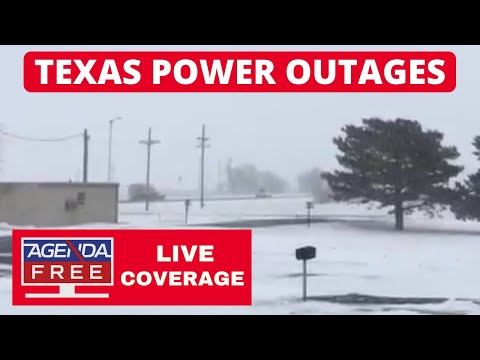 Texas Power Outages - LIVE COVERAGE