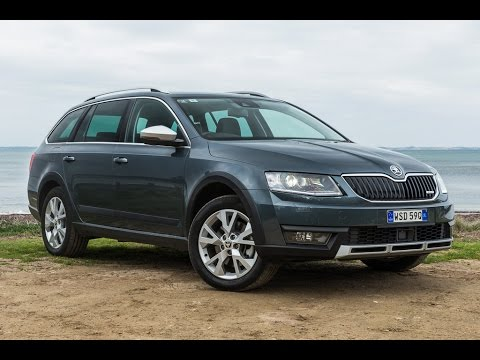 Skoda Octavia Scout 2015 Video Review Youtube