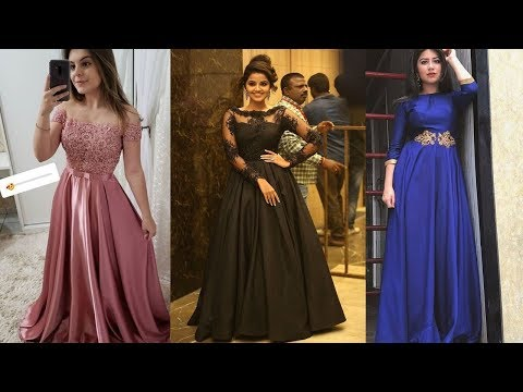 Top 20 Evening gown Designs || Latest Gown Designs 2019