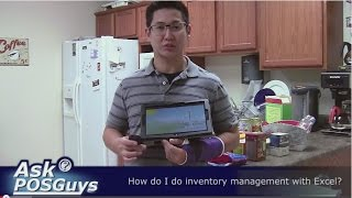 Ask POSGuys - How do I do basic inventory management in Excel?