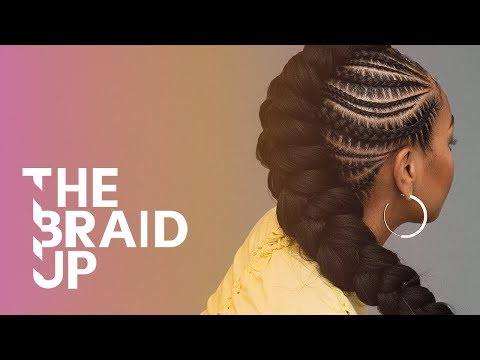 Beautiful Butterfly Braid | The Braid Up | Cosmopolitan