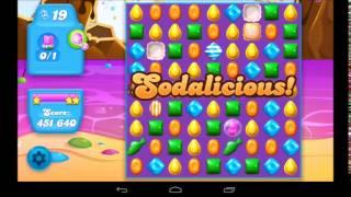 Candy Crush Soda Saga Level 30 - 3 Star Walkthrough
