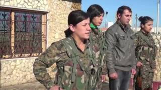 Syria Girls War , Today video February 2, 2017