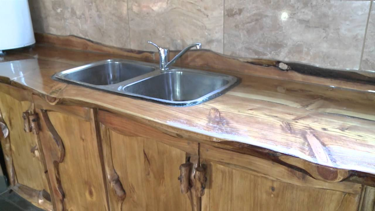 Casamia tv 18 muebles r sticos cordilleranos youtube for Muebles vanitorios rusticos