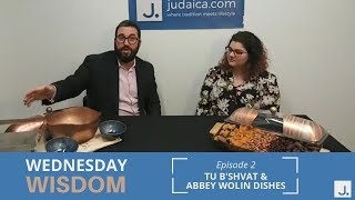 Abbey Wolin Dishes | Wednesday Wisdom Ep. 2
