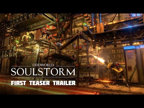 ddworld: Soulstorm first Teaser Trailer featuring Gameplay