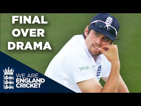 Every Ball of the Extraordinary Final Over at Lord's! | England v Sri Lanka 2014