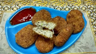 How To Make Tasty Chicken Nuggets At Home | Chicken Nuggets Recipe